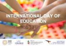 """""""Giornata Mondiale dell'Educazione"""""""