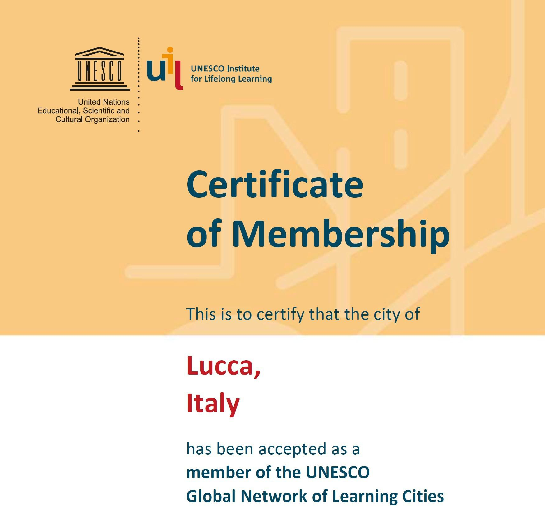 LUCCA LEARNING CITY